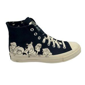 Converse X Scooby Doo Mystery Gang Black DS Size 8